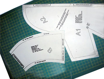 Sewing Angles and Curves - The Artful Crafter 8f8f5f742e1