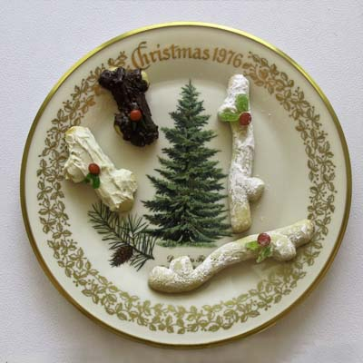 How To Make Yule Log Cookies The Artful Crafter